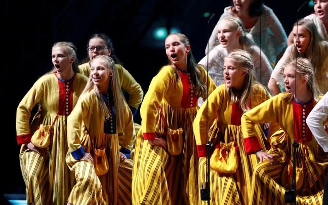 ETV tütarlastekoor Riias