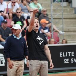 Natsitervitus Stockholmi tenniseturniiril