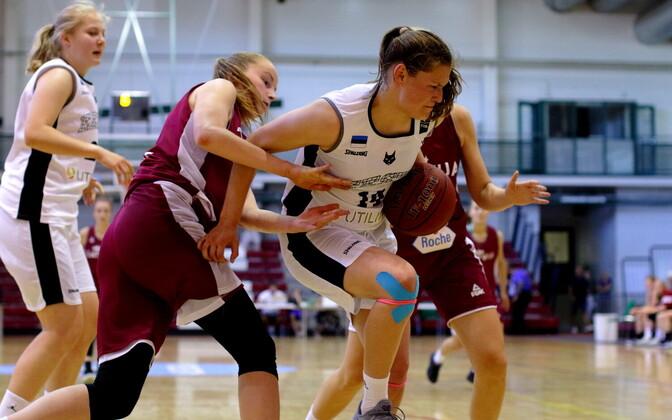 U-18 korvpalli Balti matši kolmas päev / Sandra Reinvald