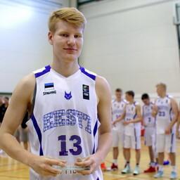 U-18 korvpalli Balti matši kolmas päev / Matthias Tass