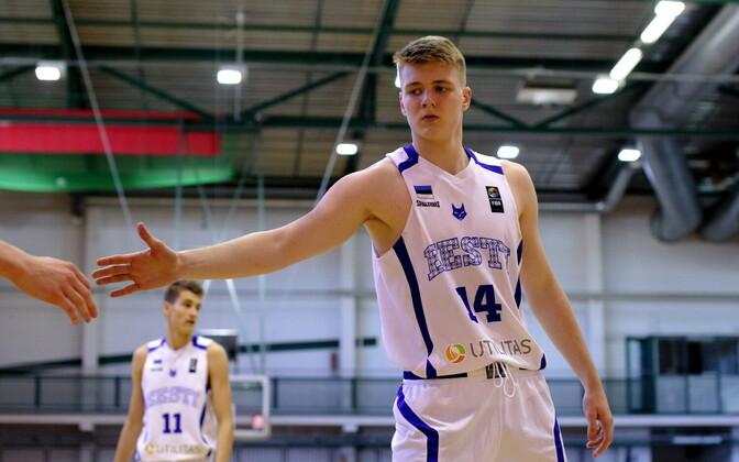 U-18 korvpalli Balti matši kolmas päev / Kaspar Treier