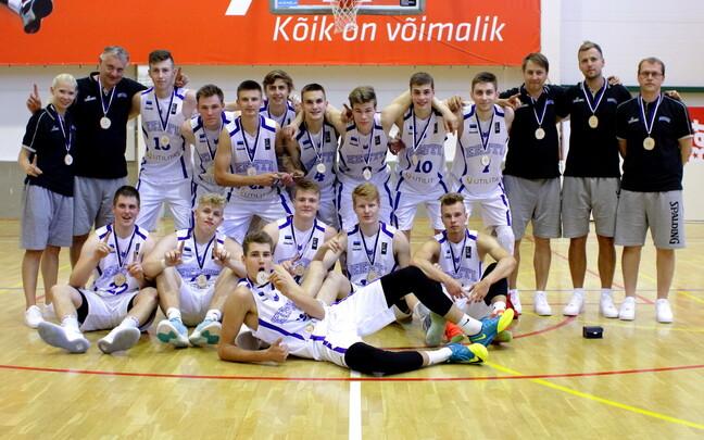 U-18 korvpalli Balti matši kolmas päev