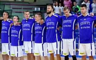 Eesti - Rootsi / Eesti korvpallikoondis