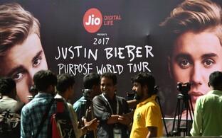 Justin Bieberi maailmaturnee