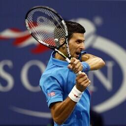 Novak Djokovic mullusel US Openil.