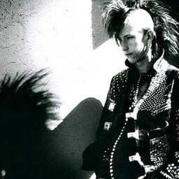 Punkar 1980ndatel.
