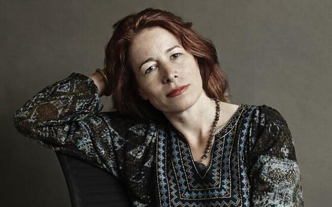 Filosoof Anne Dufourmantelle (1964-2017).