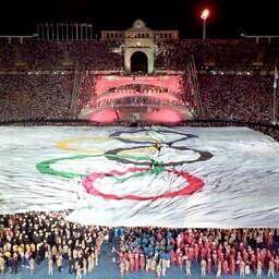 1992. aasta Barcelona olümpia avatseremoonia