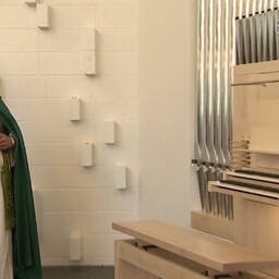 Viimsi Püha Jaakobi kirikus pühitseti uut orelit.