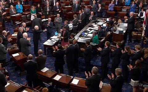 USA senat.
