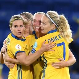 Rootsi naiste jalgpallikoondis