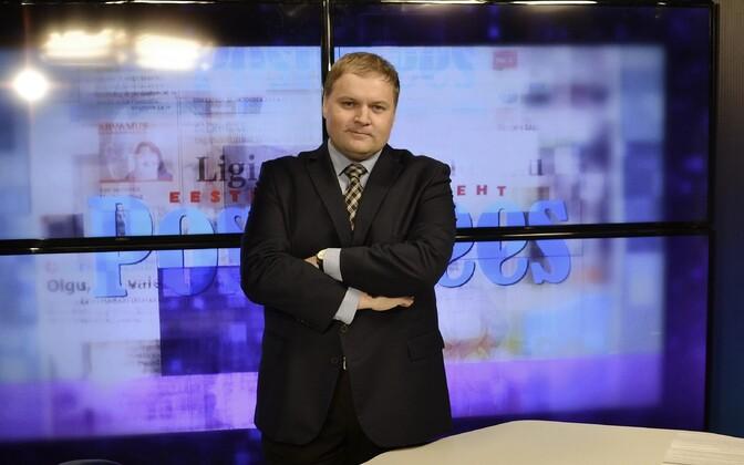 Родион Денисов, ведущий передачи
