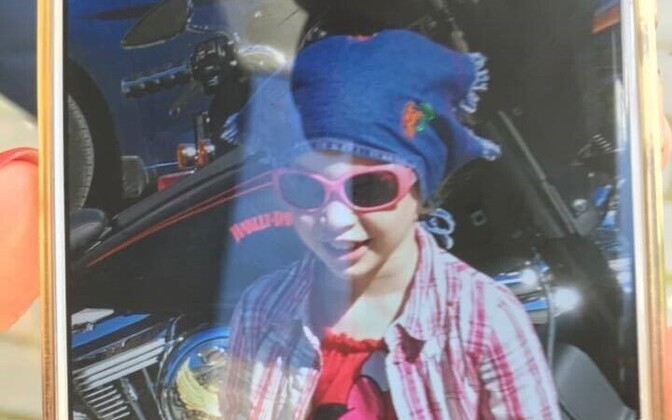 Politsei otsib 4-aastast Irinat.