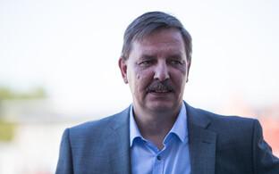 Rандидат в мэры Таллинна от Центристской партии Таави Аас-
