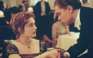 Kate Winslet ja Leonardo DiCaprio filmis