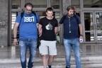 Задержание Александра Винника в Греции.