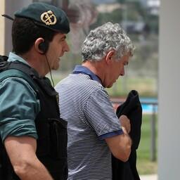 Angel Maria Villar arreteeriti möödunud nädalal.