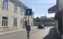 Teine Vana-Kalamaja tänava paarisajameetrisel teelõigul asuv teekünnis.
