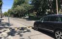 Plastikust lamava politseiniku ees pidurdavad autod järsemini ning seal on õhusaaste kasv suurem kui asfaldist teekünniste juures.