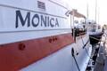 Politsei pidas merel kinni Aegna laeva Moniva pardal reisijaid häirinud mehed.