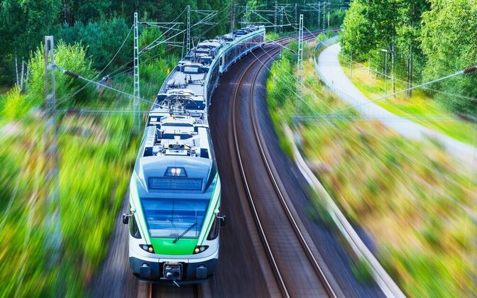 Rail Balticu kavand.