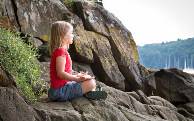 Meditatsioon.
