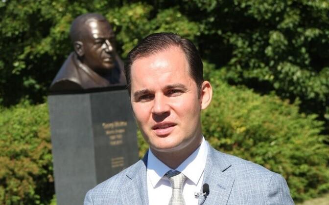 Депутату Николаю Дегтяренко не нашлось места в списке маардуских центристов.