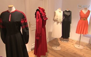 Tallinna Moemaja 60. aastapäeva näitus.
