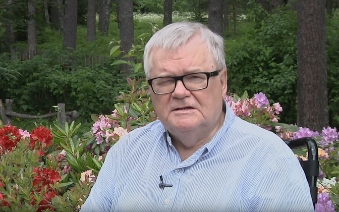 Эдгар Сависаар выступил с видеообращением о создании избирательного союза.