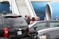 U.S. Vice President Mike Pence arrives in Tallinn. July 30, 2017.