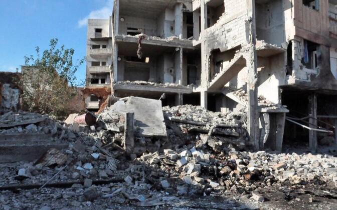 КорреспондентRT умер при обстреле вСирии