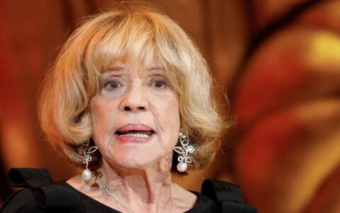 Jeanne Moreau aastal 2008.