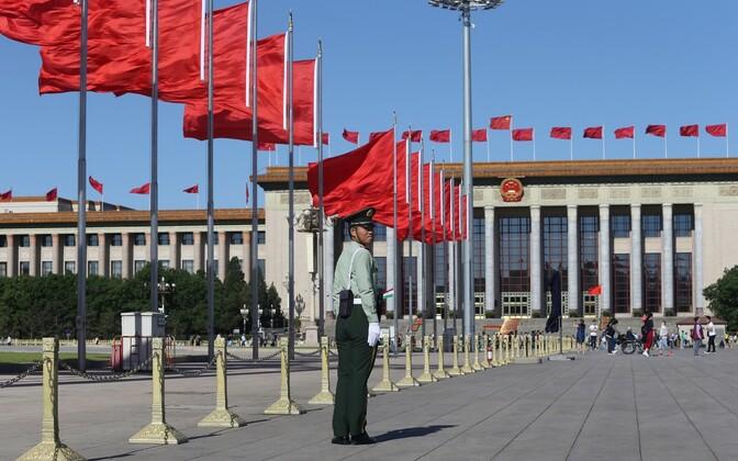 Hiina kutsus Trumpi mitte seostama kaubavahetust ja Põhja-Koread (0)