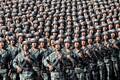 Hiina sõjaväeparaad.