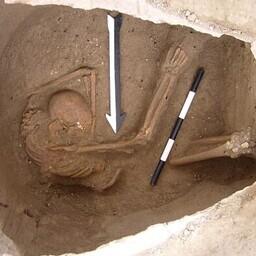 Üks Sidonis päevavalgele tulnud kaananlastest.