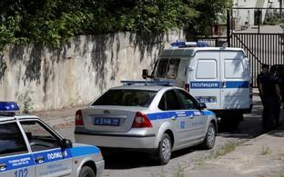 Vene politseiautod.