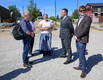 Peaminister Jüri Ratas külastas Naissaart, Pranglit ja Aegnat.