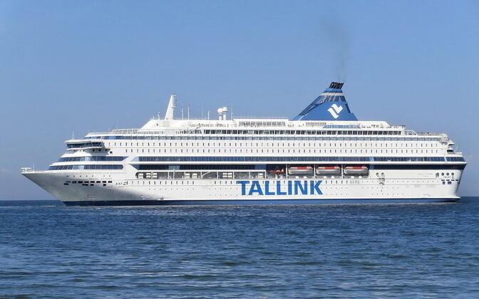 Tallink Silja Europa.