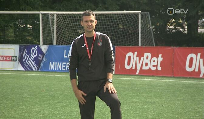 FCI serblasest peatreener: Eesti jalgpalliliiga ei ole liiga väike