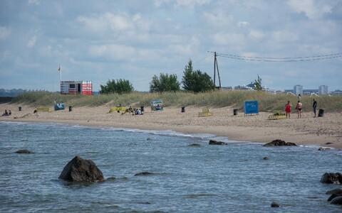 Пляж Пикакари.