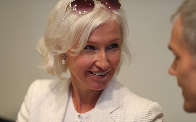Кристийна Оюланд решила уйти из политики.