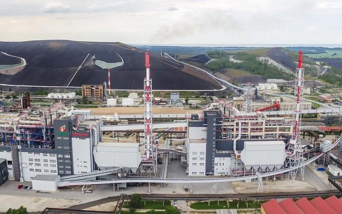VKG plant in Ida-Viru County. Image is illustrative