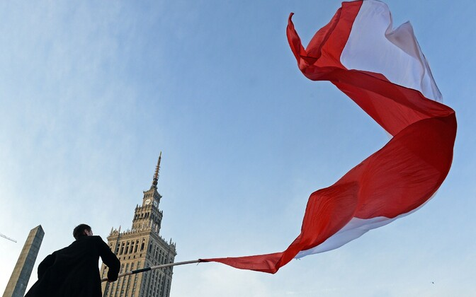 Poola lipp.