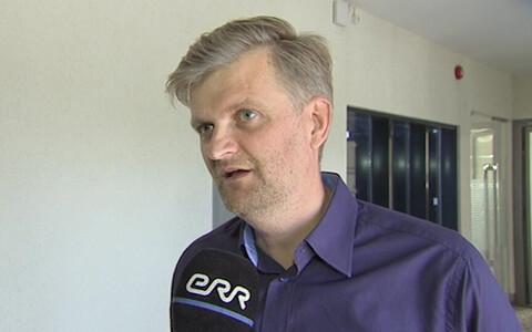 Nelja Energia's Martin Kruus.