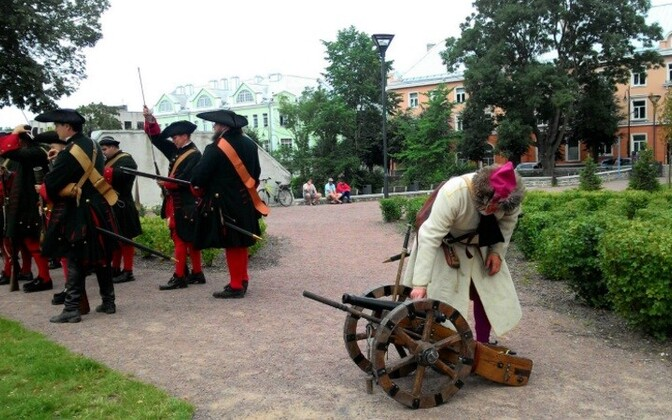 В Нарве хватает мероприятий, которые интересны и местным жителям, и туристам.