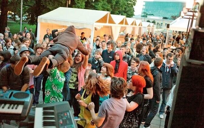 Фестиваль актуальной музыки Manka Boutique Pop Festival.