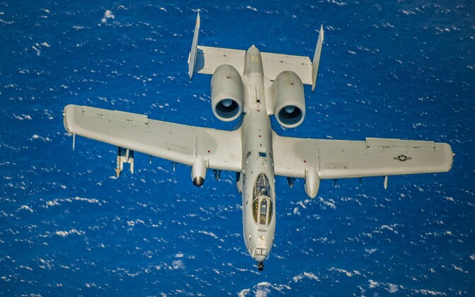 Ründelennuk A-10 Thunderbolt II.