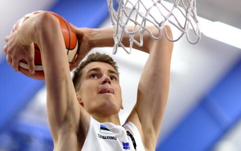 U-18 EM veerandfinaal: Eesti - Poola / Henri Drell