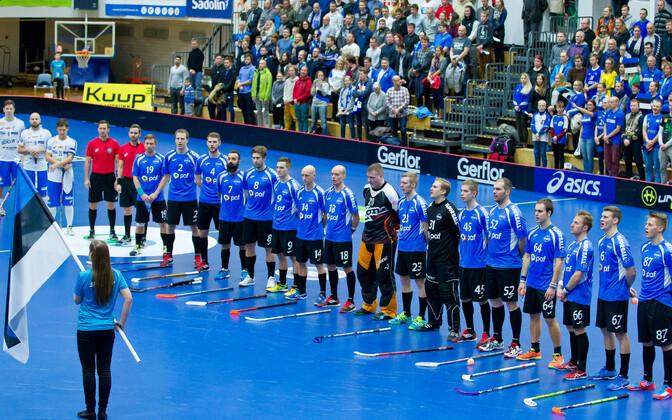 Эстония встречалась с Финляндией и в прошлогоднем отборочном турнире.
