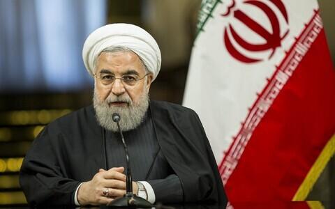 Президент Ирана Хасан Роухани.
